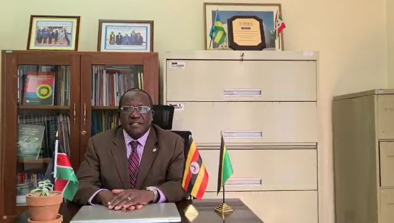 APSEA Chairman Felix Okatch Message during African Anti-corruption Day